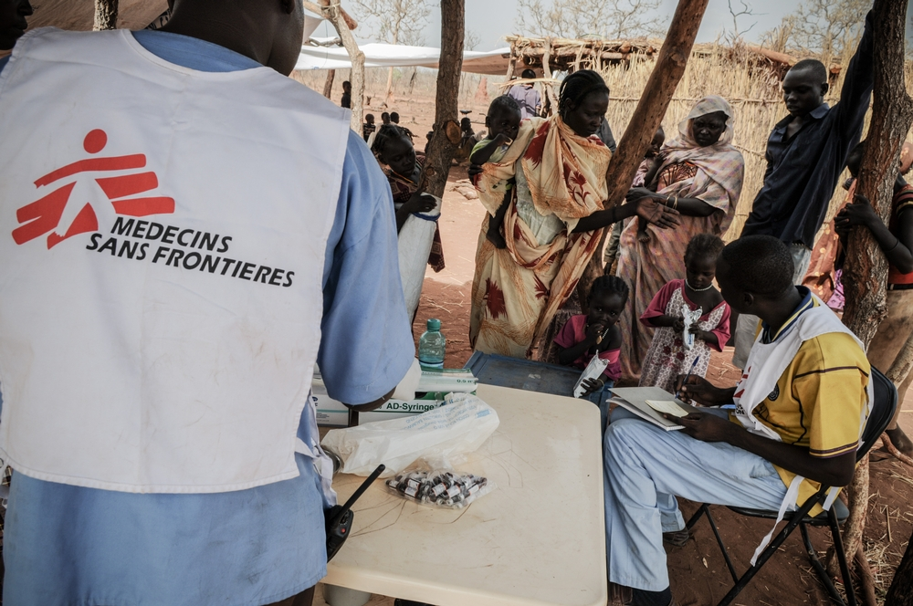 Refugees And Idps Doctors Without Borders M 233 Decins