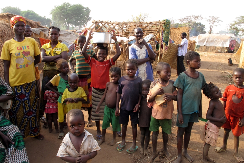 Central African Republic MSF Launches Vaccination Campaigns For Thousands Trapped By Violence