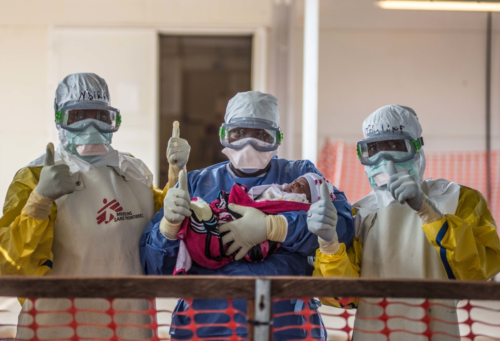 As The Ebola Epidemic In West Africa Formally Ends MSF Says World Must Learn Lessons For Future Outbreaks