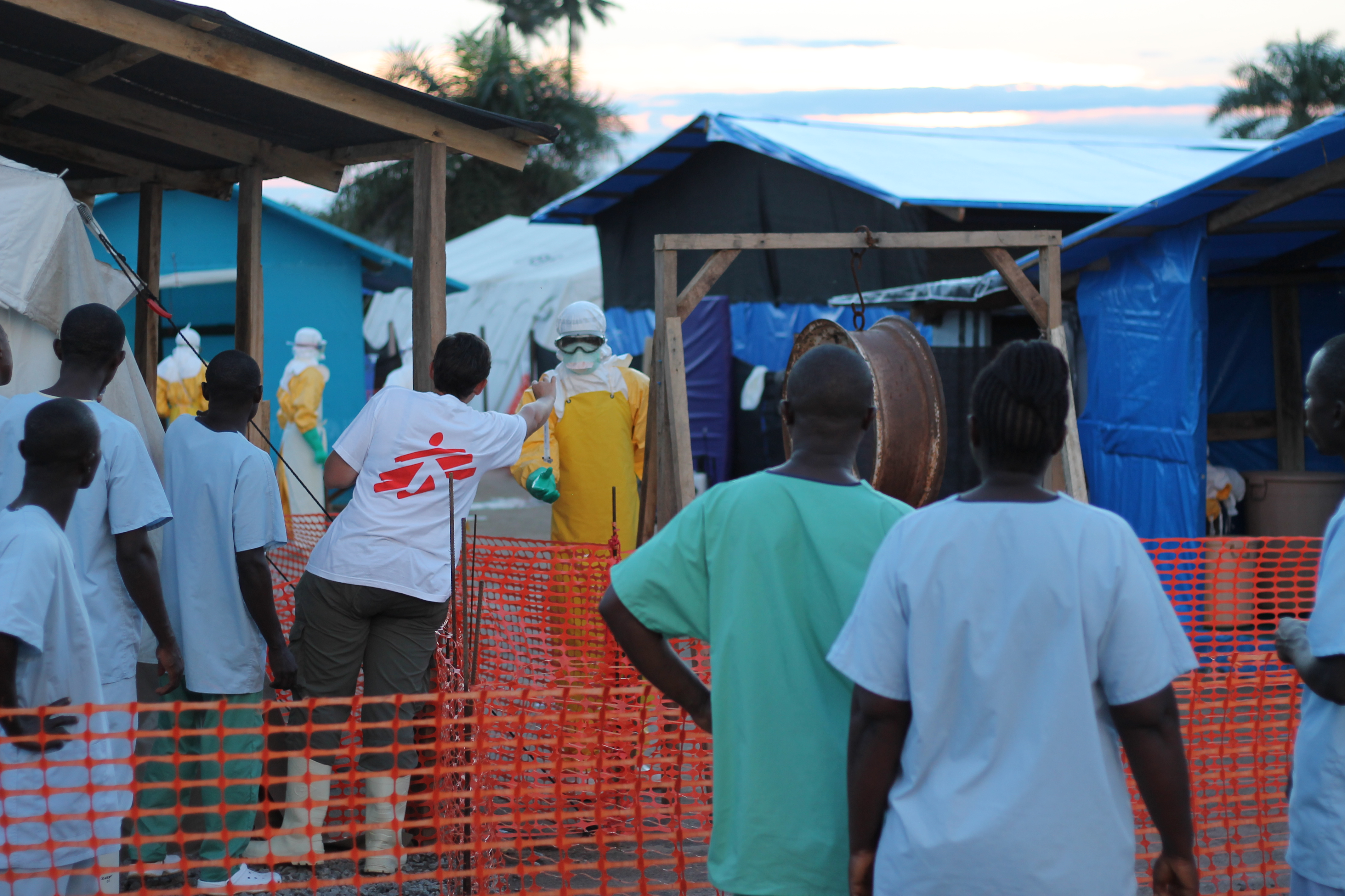 Government Of Canada Formally Recognizes Doctors Without Borders Efforts In The Fight Against Ebola