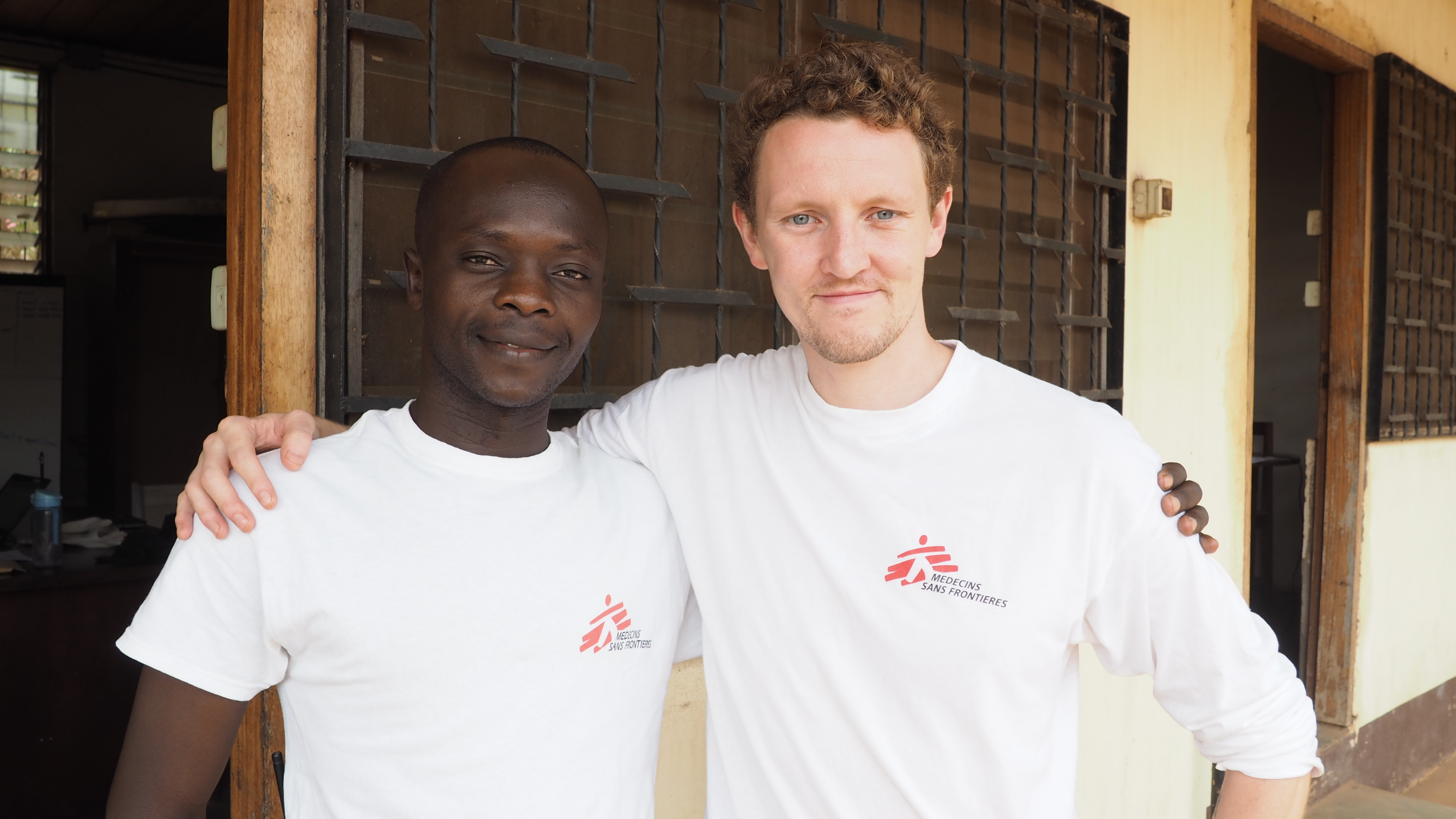 A Canadian Coordinator Pays Tribute To Local MSF Staff In Central African Republic And One Particularly Exceptional Colleague