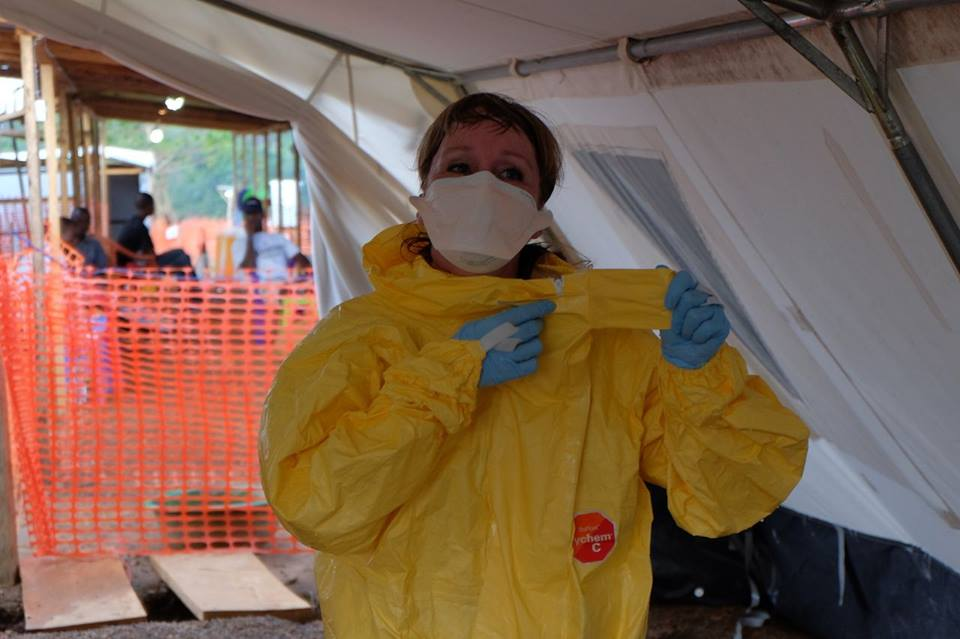 Meet The Canadians On Front Lines Of Ebola Epidemic Sharla Bonneville