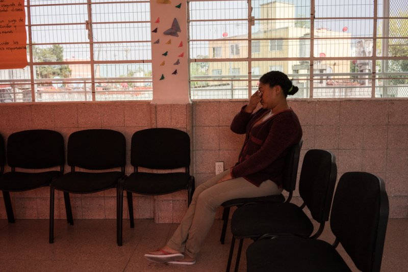 An image preview for Extreme hardship: An MSF clinic in Mexico treats migrants and refugees who have faced abuse article.