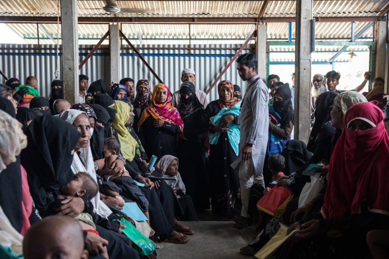 An image preview for The Rohingya refugee crisis in Bangladesh: Lives on hold article.