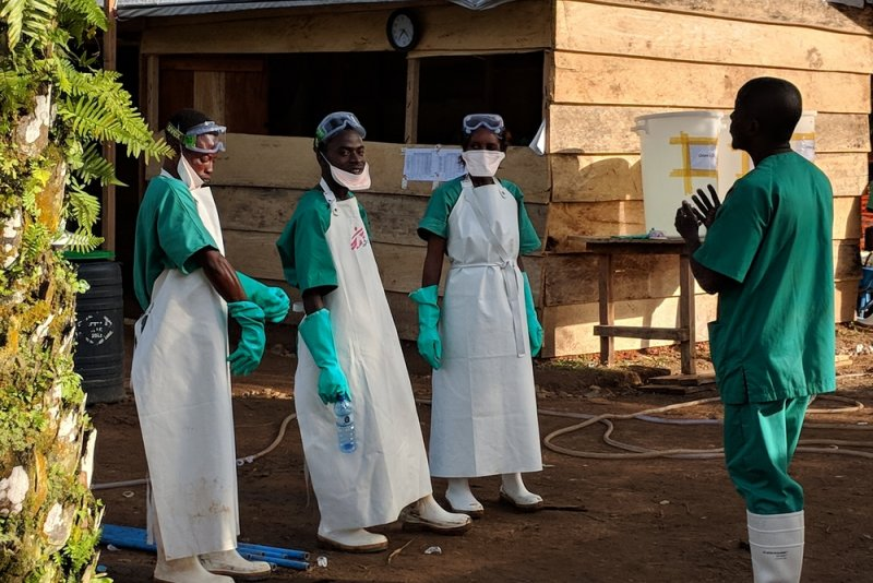 An image preview for Ebola in Democratic Republic of Congo: MSF's latest crisis update from the outbreak in North Kivu article.