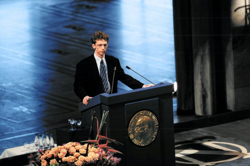 James Orbinski accepted a Nobel Peace prize.