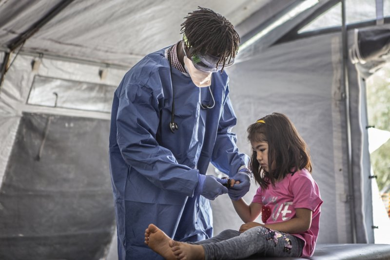 An image preview for Unregulated market for PPE is putting lives at risk article.