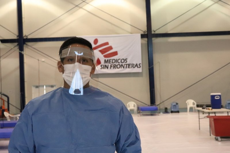 An image preview for COVID-19 in Mexico: MSF opens two centres in Reynosa & Matamoros article.
