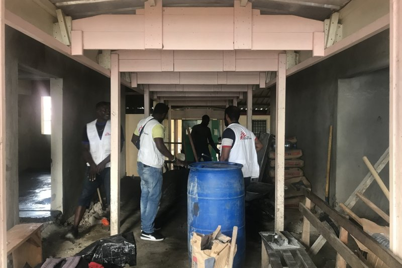 An image preview for COVID-19: MSF supports response in Cameroon article.