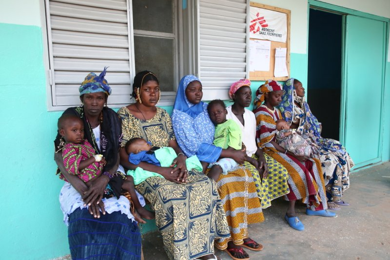 An image preview for Mali: 'Insecurity has pushed people to their limit' article.