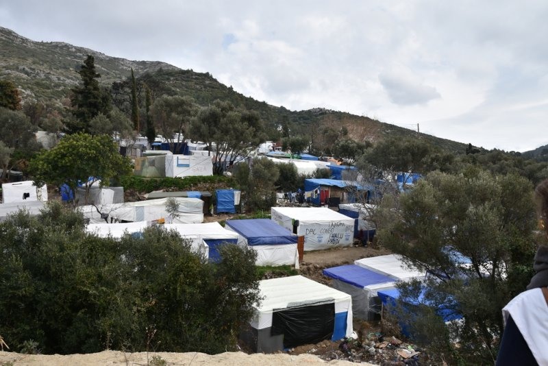 An image preview for COVID-19: Evacuation of squalid Greek camps more urgent than ever article.