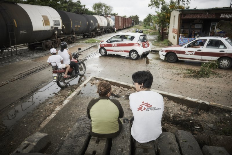 An image preview for Responding to needs: Visiting MSF's humanitarian medical operations for Central American migrants in Mexico article.