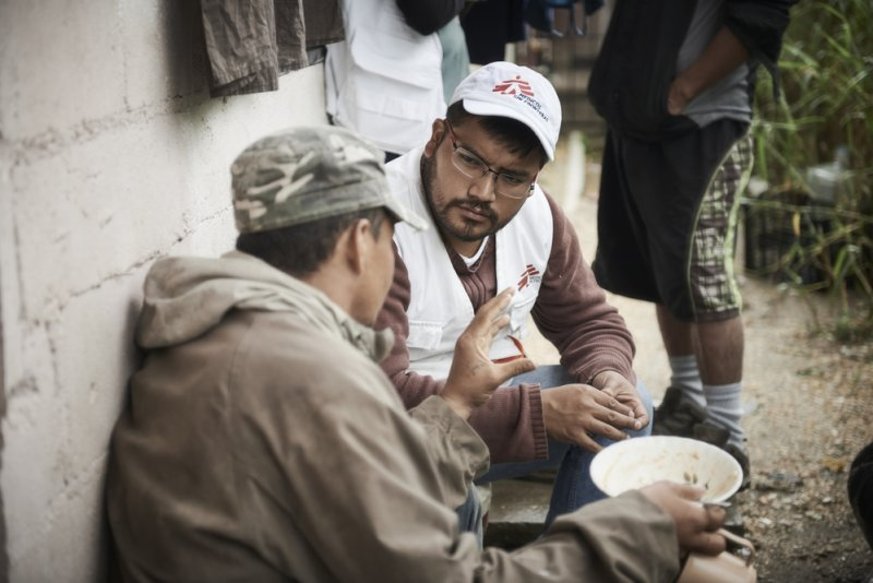 An image preview for War zones: Violence in Central America is similar to what MSF sees in global conflict areas article.