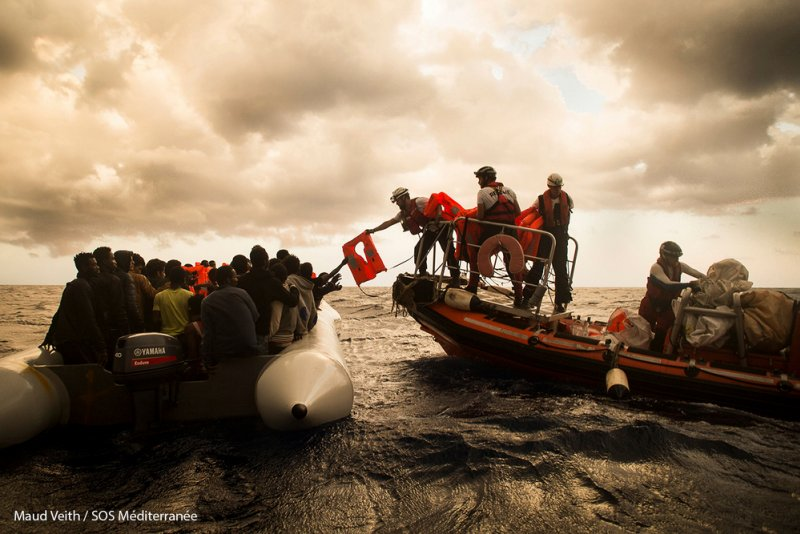 An image preview for The Refugee Journey: Migrant Lives at Risk article.