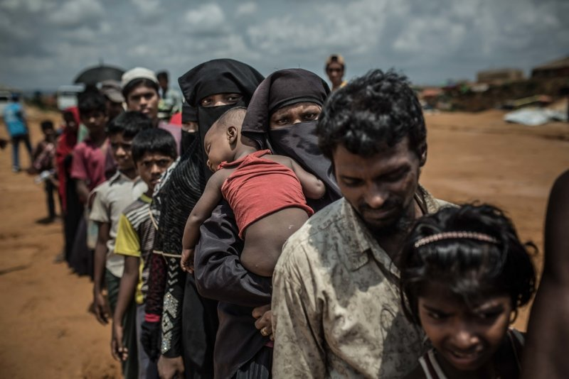 An image preview for Responding to humanitarian emergencies: MSF and the Rohingya refugee crisis article.