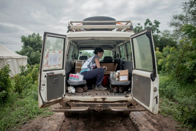 An image preview for Doctors Without Borders/Médecins Sans Frontières (MSF) is one of Canada's Top 100 Employers article.