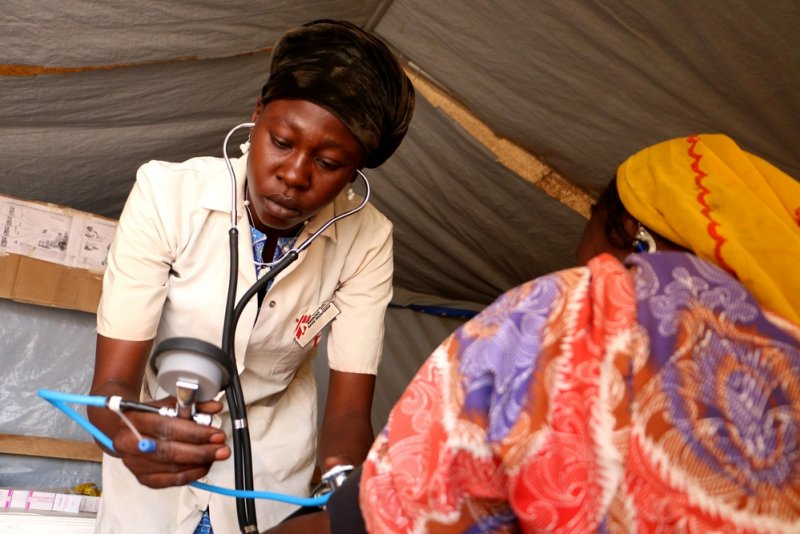 An image preview for Dispatches from around the world: MSF medical care in action article.