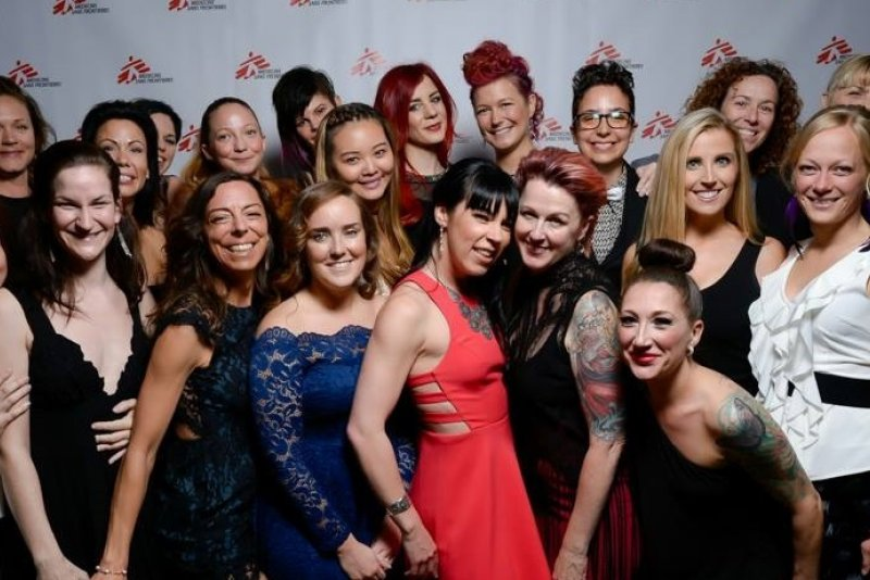 An image preview for 'An incredible response': Vancouver gala brings together people inspired to make a difference with MSF article.