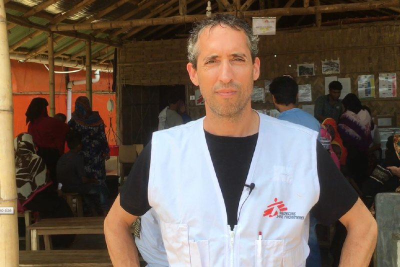 An image preview for What is humanitarian action? A message from MSF Canada's Executive Director article.